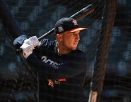 'Great swing': 9-year-old flies to Florida for hitting tips from Alex Bregman