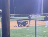 Baseball coach calls for suspension after collision gives player mild Traumatic Brain Injury