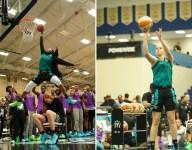 Girls basketball stars Fran Belibi, Samantha Brunelle rule McDonald's All American Game Powerade Jam