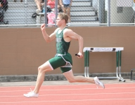 Matthew Boling anchors 1,600-meter relay win after starting 20 meters back