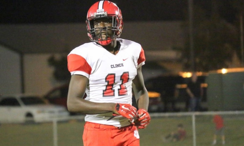 New Florida commit Jeremiah Johnson (Photo: 247Sports)