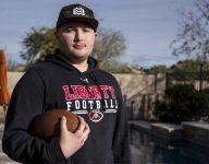 Zach Hunzinger walks Peoria Liberty (Ariz.) High School hallways for first time since being cancer free