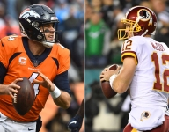 Keenum and McCoy, Abilene-area HS alumni, could compete for starting Redskins job