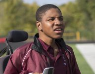 Column: Lawrence Central's Emanuel Duncan, whose fight with muscular dystrophy inspired LeBron James, has died