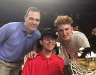 Former HS basketball manager who can't move arms or legs named honorary assistant coach