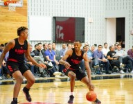 McDonald's All American Game: Players focused on competition in practices with NBA execs looking on