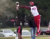 VIDEO: Five-star Texas WR Demond Demas makes unreal 7-on-7 catch