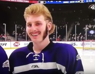 VIDEO: The 2019 all-Minnesota high school hockey hair team is in, and it is spectacular