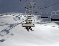 Quick-thinking youths save 8-year-old boy dangling from ski lift
