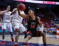 Freshman Tamin Lispey 'knows he can play with those guys' at USA Basketball camp