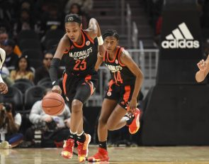 McDonald's All American Game: Tennessee signee Jordan Horston leads the East past the West, shocked by Holly Warlick  firing