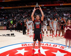 McDonald's All American Game: Cole Anthony leads East over the West