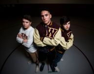 Group becomes first trio of Colorado HS wrestlers to win 3 state titles on same team