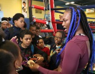 Claressa Shields wants to lift women's boxing into mainstream