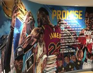 At LeBron James' I Promise School, 90% of kids met or exceeded growth goals