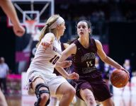 'We're almost there': Five-star PG Caitlin Clark down to three finalists