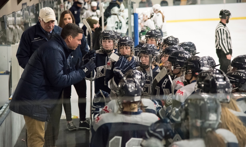 Shawn Rosseau named ALL-USA Girls Hockey Coach of the Year