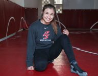 Girls wrestler Cindy Zepeda wants to be an MMA fighter, but first came Nationals