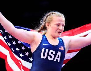2018-19 ALL-USA Girls Wrestler of the Year: Macey Kilty, River Falls