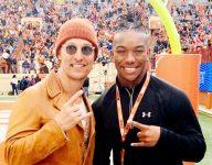 Matthew McConaughey gives top Arizona recruit advice during Texas visit