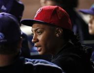 As Mo'ne Davis' illustrious youth sports career comes to an end, she looks ahead to what's next