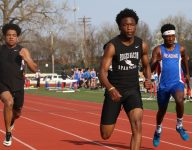 Ohio HS sprinter shows sportsmanship after colliding with disabled student