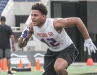 Nation's No. 2 high school LB, Antoine Sampah, commits to LSU