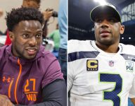 Seahawks draft pick Gary Jennings was coached by Russell Wilson in YMCA basketball
