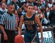 Chosen 25 point guard R.J. Hampton will reclassify from 2020 to 2019