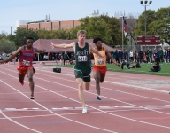 Matthew Boling breaks national 100-meter record with a sub-10 time