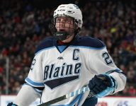 2018-19 ALL-USA Boys Hockey Player of the Year: Bryce Brodzinski, Blaine