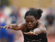 Texas HS athletes break national triple jump, 400-meter records