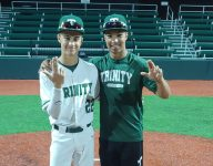 Trinity HS duo will not be leaving Louisville's baseball scene any time soon
