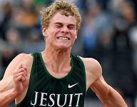 Matthew Boling sets national high school record in 100-meter dash