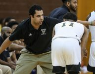 Three weeks after taking job, Indiana HS boys basketball coach leaving for college level
