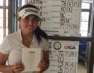 14-year-old Alexa Pano qualifies for her first U.S. Women's Open in playoff