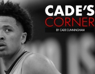 The Cade Cunningham Blog: UNC visit, Oklahoma State visit, 'All-American' and more