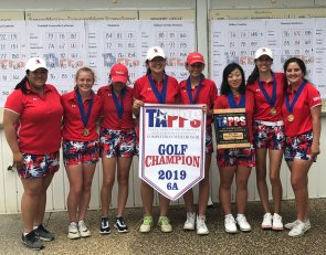 Texas high school girls golf coach qualifies for U.S. Women's Open 2 days after winning state title