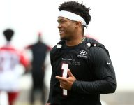 Kyler Murray's record-setting auction proceeds going to Allen High School