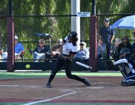 Highlights: Maya Brady hits 2 home runs, 11 total bases in playoff win