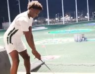 VIDEO: Does LeBron 'Bronny' James Jr. have a pro golf future?