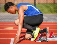 Indiana high school runner tops Paralympics world record in 100 meters
