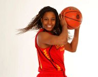 Former Indy Miss Basketball Bria Goss takes hard road from Ben Davis HS to WNBA
