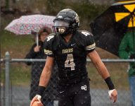 Ohio State commit Julian Fleming becomes first Pennsylvania player to reach 5,000 receiving yards