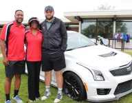 A high school golfer made a hole-in-one and won a $50,000 Cadillac