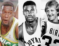 Ranking Indiana high school alumni relative to NBA Draft position