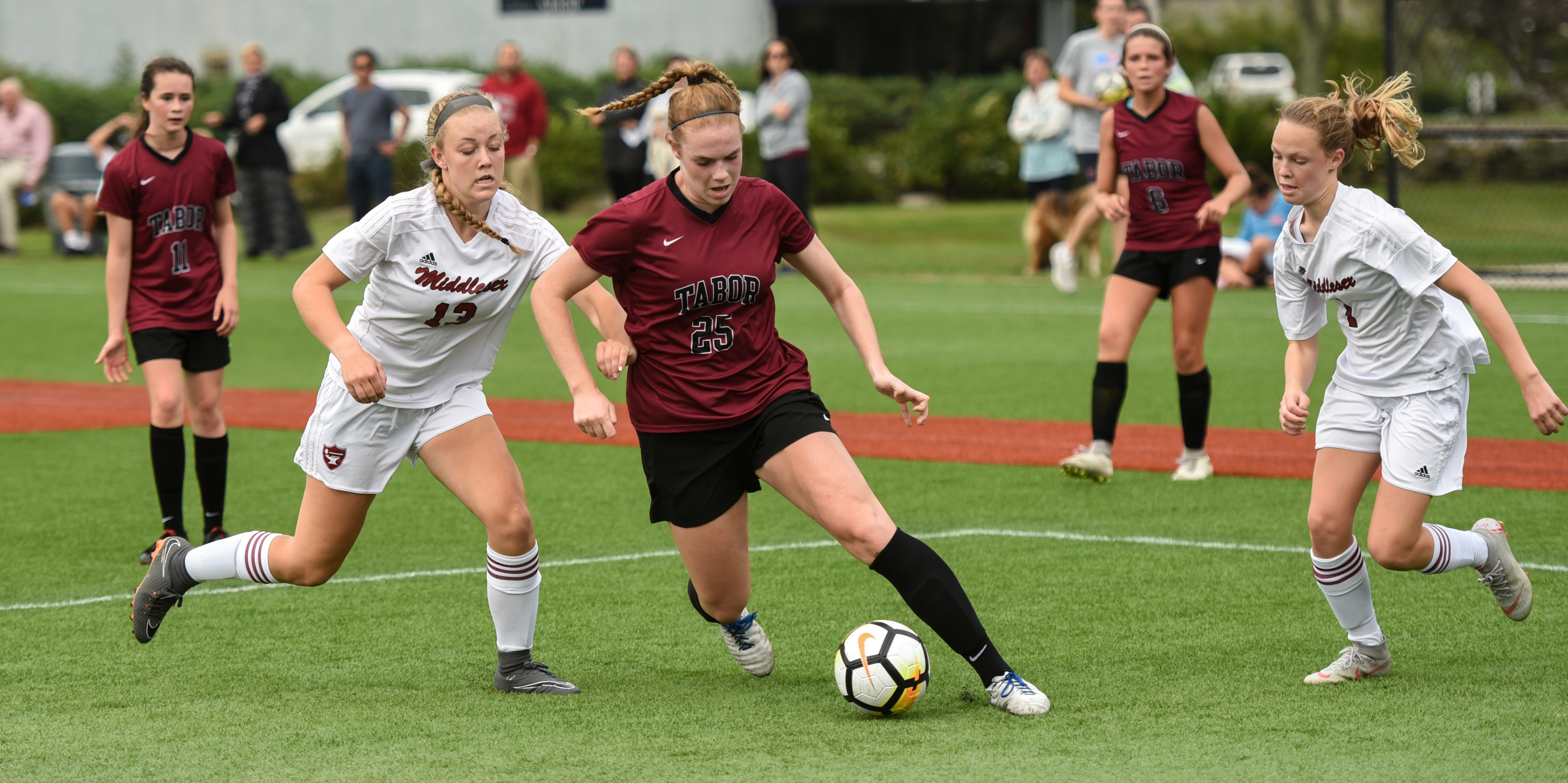 Caroline Conti Catherine Barry Named All Usa Girls Soccer First Team