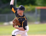 Near-perfect championship: McQuaid's Hunter Walsh throws no-hitter in title game