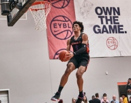 Chosen 25 wing Jalen Johnson is off the board to Duke