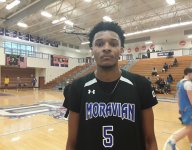 Elite wing Josh Hall thriving after decision to reclassify